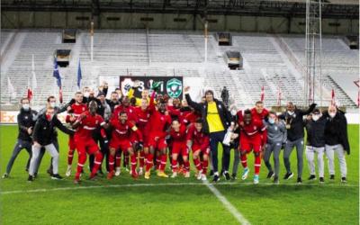EUROPA LEAGUE : LE ROYAL ANTWERP FC DE DYLAN BATUBINSIKA QUALIFIÉ POUR LES 16ÈME !